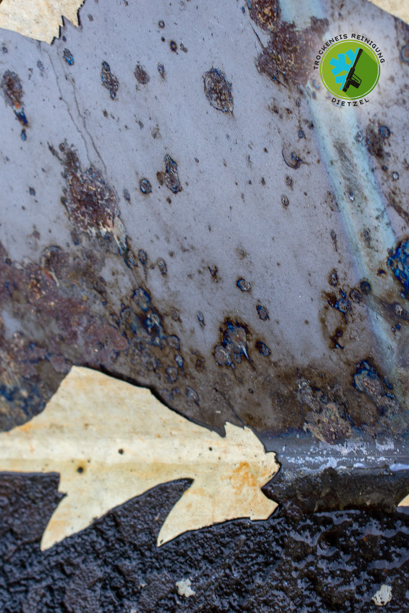 Betting, Abrollcontainer, Absetzcontainer, Unterwellenborn, Silolack entfernen,Rost, Sandstrahlen, Trockeneisreinigung Dietzel, 6